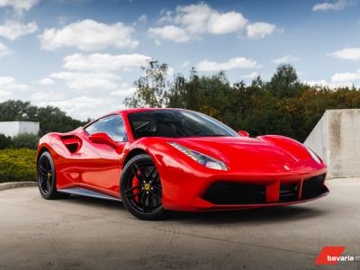 Ferrari 488 GTB ROSSO CORSA METALLIC *CARBON* Power Warranty - <small></small> 193.900 € <small>TTC</small> - #1