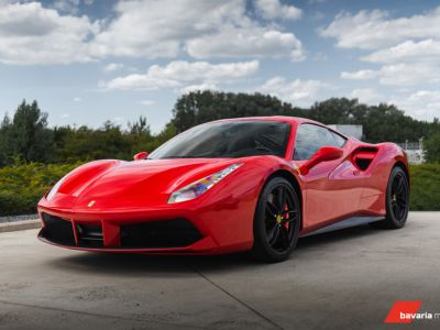 Ferrari 488 GTB ROSSO CORSA METALLIC *CARBON* Power Warranty - <small></small> 193.900 € <small>TTC</small> - #2