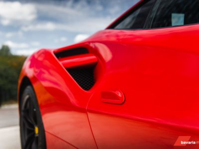 Ferrari 488 GTB ROSSO CORSA METALLIC *CARBON* Power Warranty - <small></small> 193.900 € <small>TTC</small> - #9