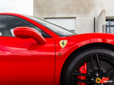 Ferrari 488 GTB ROSSO CORSA METALLIC *CARBON* Power Warranty - <small></small> 193.900 € <small>TTC</small> - #10