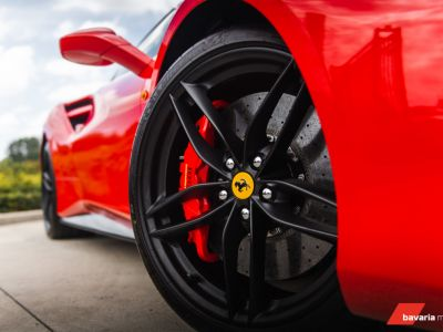 Ferrari 488 GTB ROSSO CORSA METALLIC *CARBON* Power Warranty - <small></small> 193.900 € <small>TTC</small> - #11