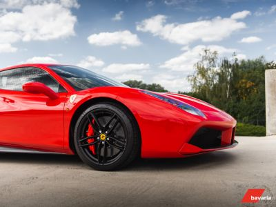 Ferrari 488 GTB ROSSO CORSA METALLIC *CARBON* Power Warranty - <small></small> 193.900 € <small>TTC</small> - #15