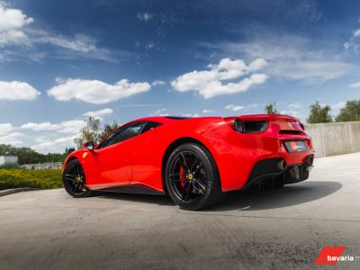 Ferrari 488 GTB ROSSO CORSA METALLIC *CARBON* Power Warranty - <small></small> 193.900 € <small>TTC</small> - #21