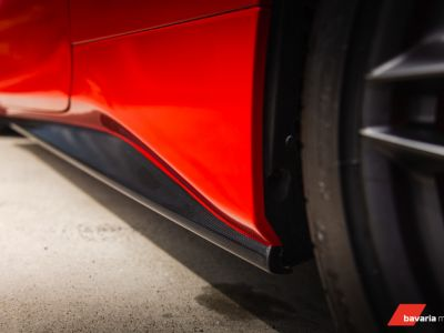 Ferrari 488 GTB ROSSO CORSA METALLIC *CARBON* Power Warranty - <small></small> 193.900 € <small>TTC</small> - #23