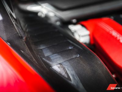 Ferrari 488 GTB ROSSO CORSA METALLIC *CARBON* Power Warranty - <small></small> 193.900 € <small>TTC</small> - #44