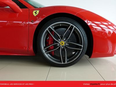 Ferrari 488 GTB V8 3.9 T 670CH - <small></small> 194.900 € <small>TTC</small>