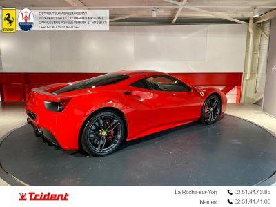 Ferrari 488 GTB V8 3.9 T 670ch - <small></small> 199.900 € <small>TTC</small>