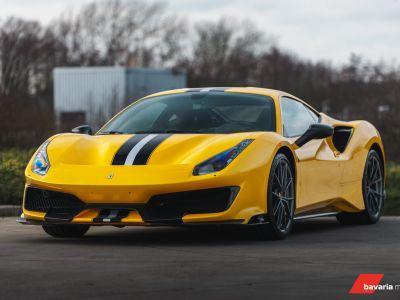 Ferrari 488 Pista 3.9L V8 720HP - LIFT - CARBON FIBRE - NAVI - <small></small> 394.900 € <small>TTC</small> - #2