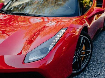 Ferrari 488 Spider 3.9 V8 670 ch premiere main Malus payé - <small></small> 279.990 € <small>TTC</small> - #7