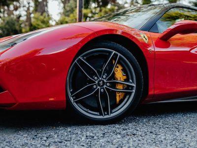 Ferrari 488 Spider 3.9 V8 670 ch premiere main Malus payé - <small></small> 279.990 € <small>TTC</small> - #8