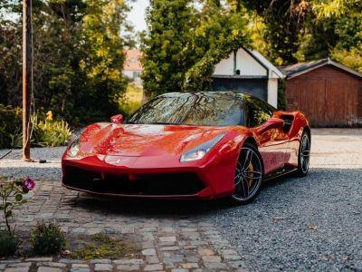 Ferrari 488 Spider 3.9 V8 670 ch premiere main Malus payé - <small></small> 279.990 € <small>TTC</small> - #3