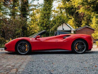 Ferrari 488 Spider 3.9 V8 670 ch premiere main Malus payé - <small></small> 279.990 € <small>TTC</small> - #11
