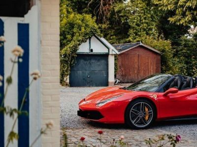 Ferrari 488 Spider 3.9 V8 670 ch premiere main Malus payé - <small></small> 279.990 € <small>TTC</small> - #15