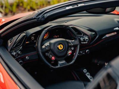 Ferrari 488 Spider 3.9 V8 670 ch premiere main Malus payé - <small></small> 279.990 € <small>TTC</small> - #24