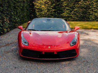 Ferrari 488 Spider 3.9 V8 670 ch premiere main Malus payé - <small></small> 279.990 € <small>TTC</small> - #4