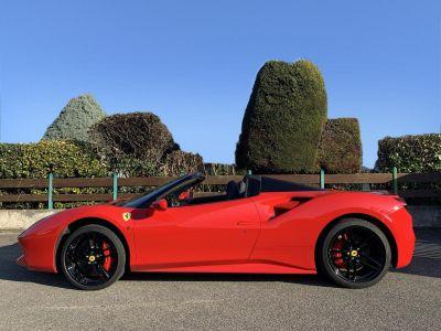 Ferrari 488 Spider 3.9T V8 670CV Garantie Power - <small></small> 219.950 € <small>TTC</small> - #2