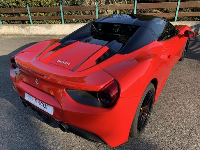 Ferrari 488 Spider 3.9T V8 670CV Garantie Power - <small></small> 219.950 € <small>TTC</small> - #3