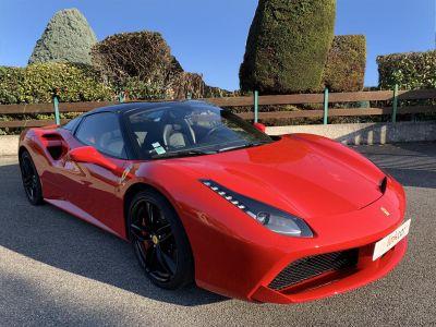Ferrari 488 Spider 3.9T V8 670CV Garantie Power - <small></small> 219.950 € <small>TTC</small> - #7