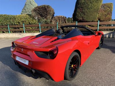 Ferrari 488 Spider 3.9T V8 670CV Garantie Power - <small></small> 219.950 € <small>TTC</small> - #8