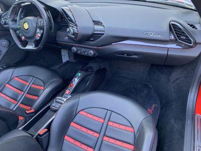 Ferrari 488 Spider 3.9T V8 670CV Garantie Power - <small></small> 219.950 € <small>TTC</small> - #11