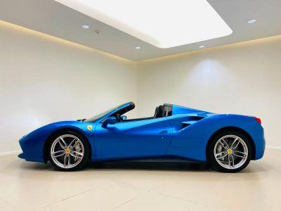 Ferrari 488 Spider V8 3.9 T 670ch - <small></small> 219.900 € <small>TTC</small> - #4