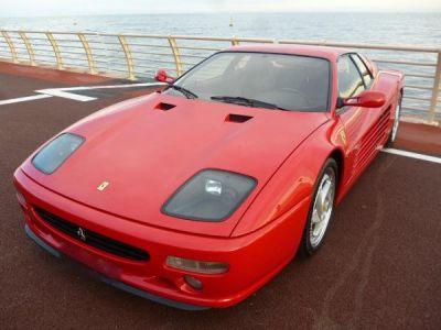 Ferrari 512 M 5.0 V12 440 - <small></small> 319.000 € <small>TTC</small>