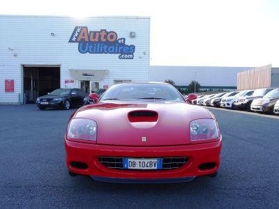 Ferrari 575M Maranello 575 M 5.7 V12 515CH - <small></small> 189.000 € <small>TTC</small> - #4