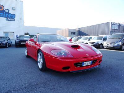 Ferrari 575M Maranello 575 M 5.7 V12 515CH - <small></small> 189.000 € <small>TTC</small> - #5
