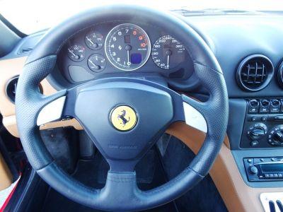 Ferrari 575M Maranello 575 M 5.7 V12 515CH - <small></small> 189.000 € <small>TTC</small> - #10