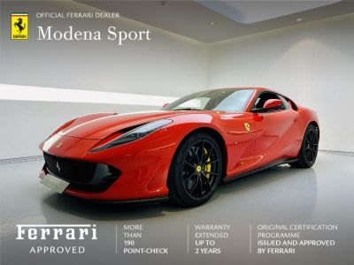 Ferrari 812 Superfast V12 6.5 800ch - <small></small> 319.900 € <small>TTC</small>