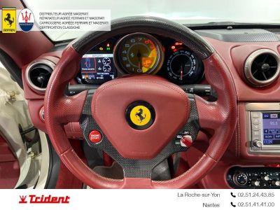 Ferrari California V8 4.3 - <small></small> 94.900 € <small>TTC</small> - #10