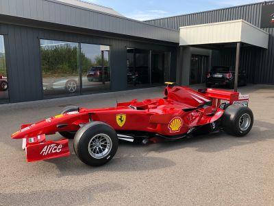 Ferrari F1 2007 - <small></small> 100.000 € <small>TTC</small>