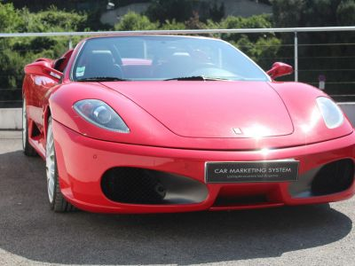 Ferrari F430 Spider F1 490CH - <small>A partir de </small>890 EUR <small>/ mois</small>