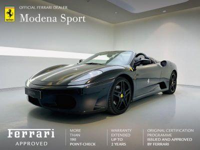 Ferrari F430 Spider V8 4.3 F1 60iéme Anniversaire - <small></small> 99.900 € <small>TTC</small> - #1