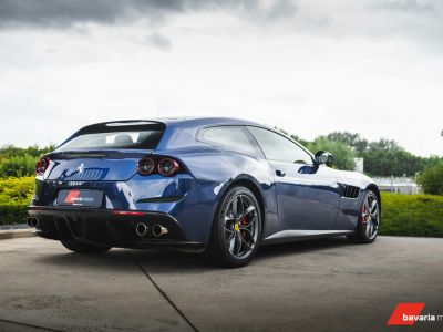 Ferrari GTC4 Lusso GTC4Lusso T V8 - Tour De France Blu - Apple Carplay - <small></small> 205.900 € <small>TTC</small> - #2