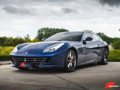 Ferrari GTC4 Lusso GTC4Lusso T V8 - Tour De France Blu - Apple Carplay - <small></small> 205.900 € <small>TTC</small> - #5