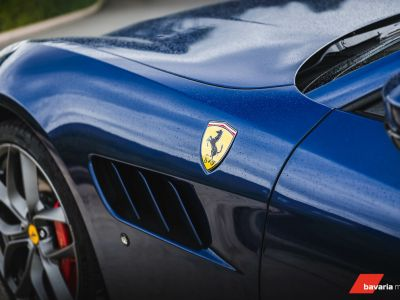 Ferrari GTC4 Lusso GTC4Lusso T V8 - Tour De France Blu - Apple Carplay - <small></small> 205.900 € <small>TTC</small> - #8