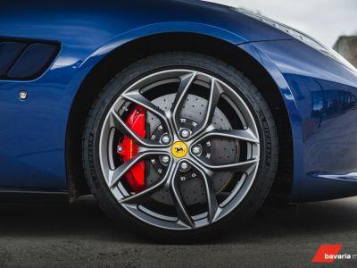 Ferrari GTC4 Lusso GTC4Lusso T V8 - Tour De France Blu - Apple Carplay - <small></small> 205.900 € <small>TTC</small> - #11