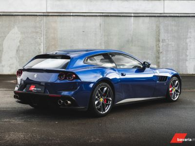 Ferrari GTC4 Lusso GTC4Lusso T V8 - Tour De France Blu - Apple Carplay - <small></small> 205.900 € <small>TTC</small> - #45