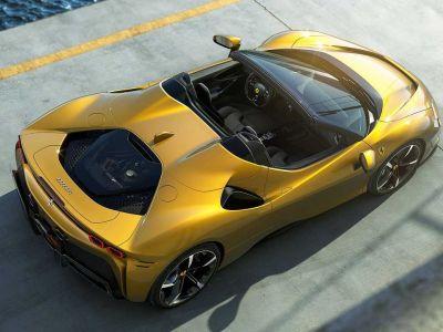 Ferrari SF90 Stradale SF90 Stradale Spider - <small>A partir de</small> 500.000 € <small></small> - #1
