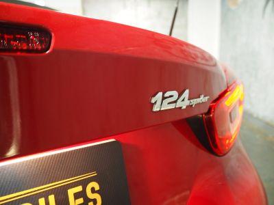 Fiat 124 Spider 1.4 lusso 140 bva - <small></small> 22.990 € <small>TTC</small> - #11
