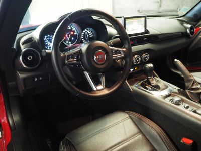 Fiat 124 Spider 1.4 lusso 140 bva - <small></small> 22.990 € <small>TTC</small> - #13