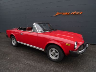 Fiat 124 Spider DS PININFARINA EUROPA DS