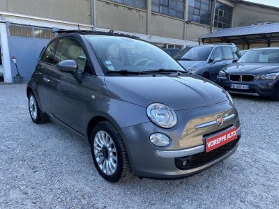 Fiat 500 0.9 8V TWINAIR 85CH S&S LOUNGE - <small></small> 5.999 € <small>TTC</small> - #3
