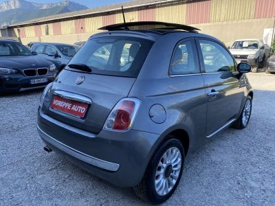 Fiat 500 0.9 8V TWINAIR 85CH S&S LOUNGE - <small></small> 5.999 € <small>TTC</small> - #4