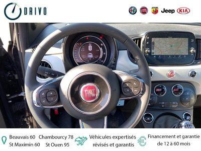 Fiat 500 1.0 70ch BSG S&S Star - <small></small> 14.980 € <small>TTC</small> - #9