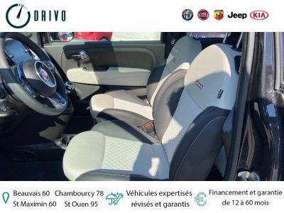 Fiat 500 1.0 70ch BSG S&S Star - <small></small> 14.980 € <small>TTC</small> - #10