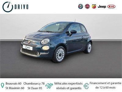 Fiat 500 1.2 8v 69ch Lounge - <small></small> 9.770 € <small>TTC</small> - #1