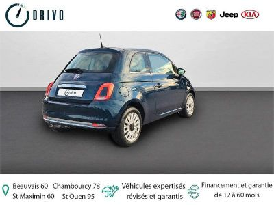 Fiat 500 1.2 8v 69ch Lounge - <small></small> 9.770 € <small>TTC</small> - #2