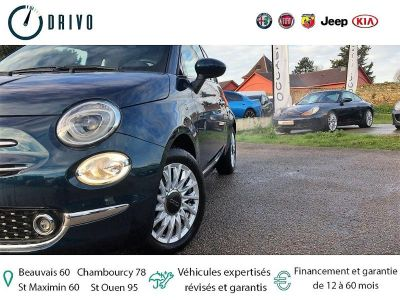 Fiat 500 1.2 8v 69ch Lounge - <small></small> 9.770 € <small>TTC</small> - #6